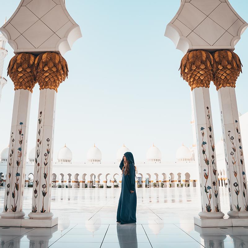 Oriente médio bon voyage turismo